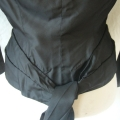 dior-jacket-unravelled-seams-before-repair