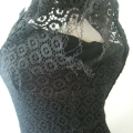 vintage-gown-arm-tear