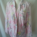 Pat\'s vintage cotton jacket had seen much wear and needed a simple repair