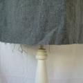 vintage-wool-dress-frayed-hem